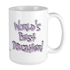 World's Best Daughter Mug