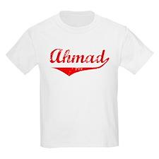 Ahmad Vintage (Red) T-Shirt
