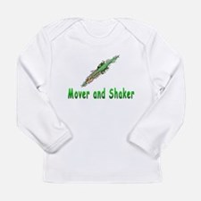 Jewish Mover and Shaker Long Sleeve T-Shirt
