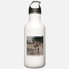 I Survived The Jet Was Stainless Water Bottle 1.0l