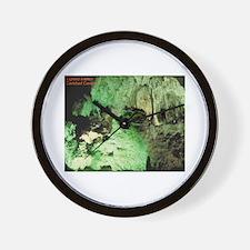 Carlsbad Caves Wall Clock