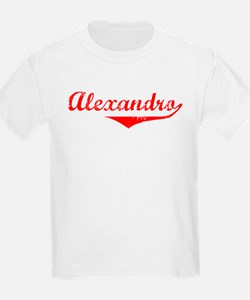 Alexandro Vintage (Red) T-Shirt