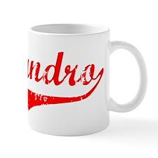 Alexandro Vintage (Red) Coffee Mug