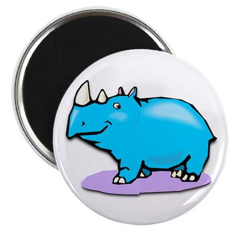 "Blue Rhino 2.25"" Magnet (10 pack)"