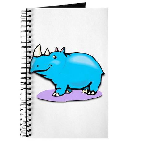 Blue Rhino Journal