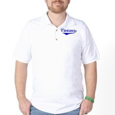 Viviana Vintage (Blue) T-Shirt