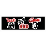 Anti-Hillary Bumper Sticker Bumper Sticker