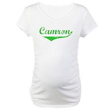 Camron Vintage (Green) Shirt