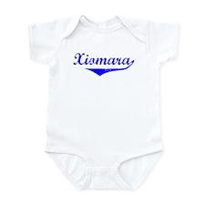 Xiomara Vintage (Blue) Infant Bodysuit