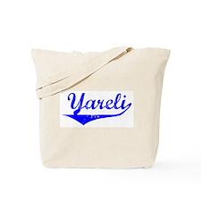 Yareli Vintage (Blue) Tote Bag