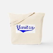 Yaritza Vintage (Blue) Tote Bag