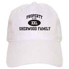 Property of Sherwood Family Baseball Cap