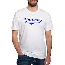 Yuliana Vintage (Blue) Shirt