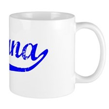 Yuliana Vintage (Blue) Mug