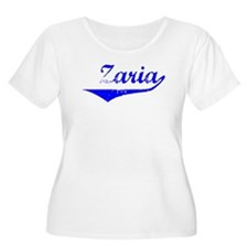 Zaria Vintage (Blue) T-Shirt