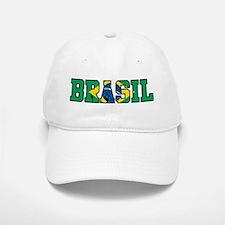 Brasil Baseball Baseball Cap