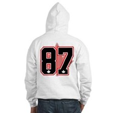 *CUSTOM Black* Canada Hockey 87 Hoodie