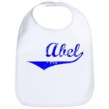Abel Vintage (Blue) Bib