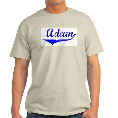 Adam Vintage (Blue) Light T-Shirt