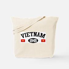 Vietnam 1945 Tote Bag