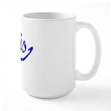 Adonis Vintage (Blue) Mug