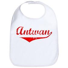 Antwan Vintage (Red) Bib