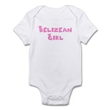Belizean Infant Bodysuit