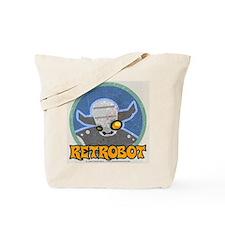 Retro Robot - Retrobot Tote Bag