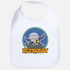 Retro Robot - Retrobot Bib