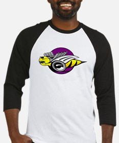 Rumble Bee wht png Baseball Jersey