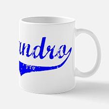 Alessandro Vintage (Blue) Mug