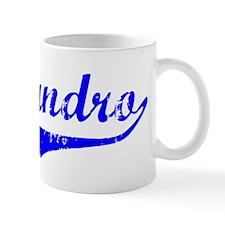 Alexandro Vintage (Blue) Mug