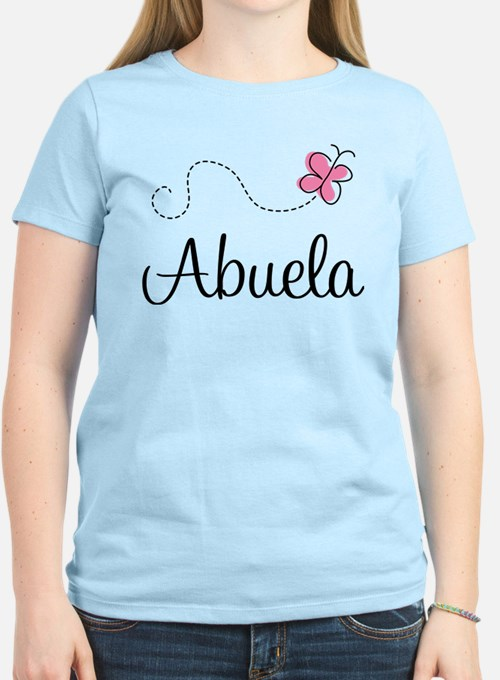 Abuela Grandmother T-Shirt