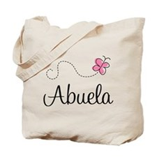 Abuela Grandmother Tote Bag