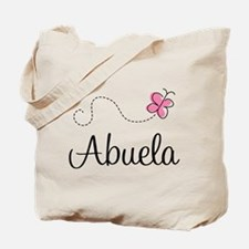 Abuela Grandmother Tote Bag