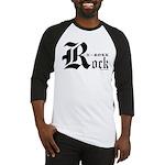 Rock N Roll Baseball Jersey