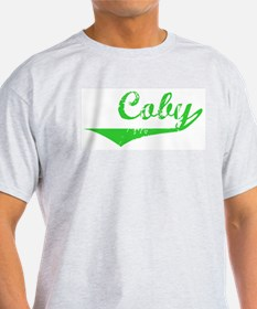 Coby Vintage (Green) T-Shirt