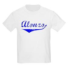 Alonzo Vintage (Blue) T-Shirt
