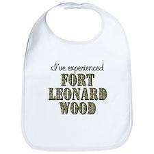 Cute Leonard Bib