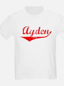Ayden Vintage (Red) T-Shirt