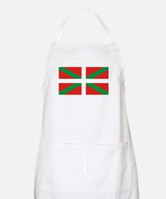 The Ikurriña, Basque flag Apron