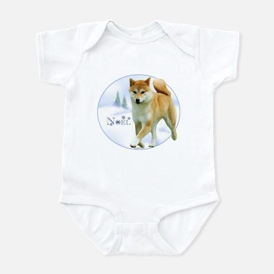 Shiba Noel Infant Bodysuit