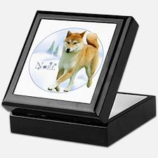 Shiba Noel Keepsake Box