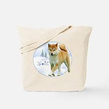 Shiba Noel Tote Bag