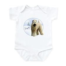 Wheaten Noel Infant Bodysuit