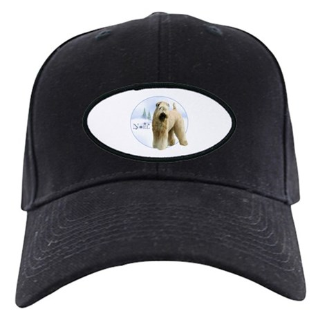 Wheaten Noel Black Cap