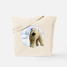 Wheaten Noel Tote Bag