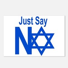 Say No To Apartheid Postcards (Package of 8)