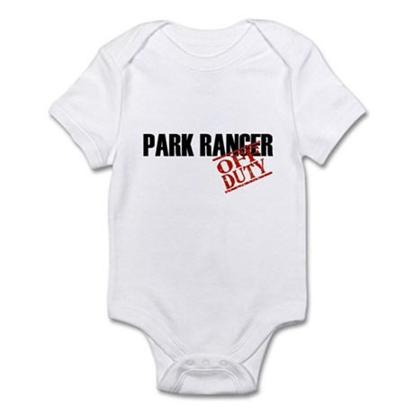 Off Duty Park Ranger Infant Bodysuit