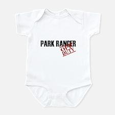 Off Duty Park Ranger Infant Bodysuit